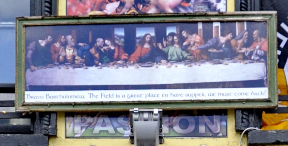 Irland:   Ein Land spielt  ( sport ) verrückt ! (2/2)