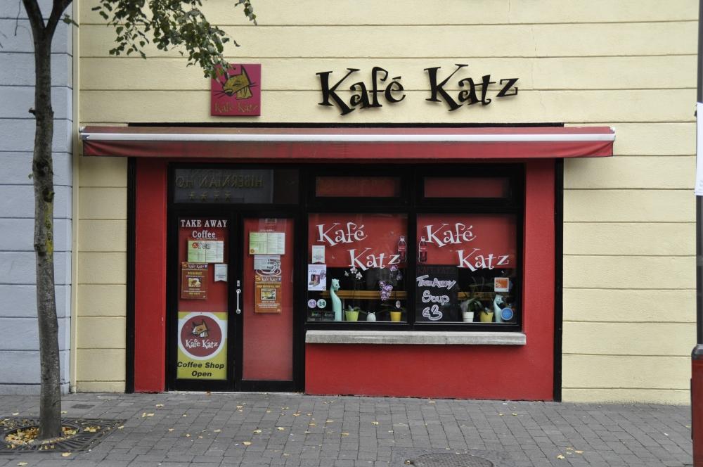 Irland:  Alles für die Katz' (2/2)