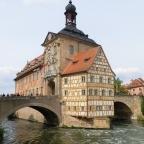 Am Main-Radweg: Bamberg