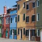 Burano : Die bunte Stadt in der Lagune